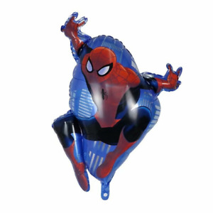 Balloon 30 Spiderman Super Size Mylar Foil Birthday Party Decorations Gifts