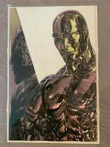 FANTASTIC FOUR ANTITHESIS 2 ALEX ROSS TIMELESS SILVER SURFER VIRGIN VARIANT NM $19.85