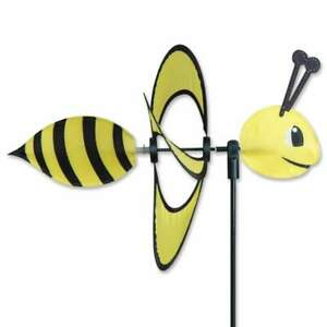 Bee Petite Wind Spinner High quality rigid plastic and fiberglass components