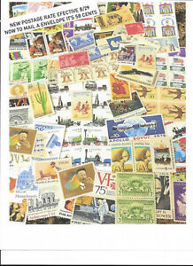 Discount US postage Stamps $12.60 POSTAGE for only $9.80