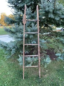 Vintage Wood Ladder $76.00