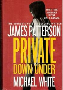 Private Down Under Large Print Hardcover By Patterson James GOOD $9.67