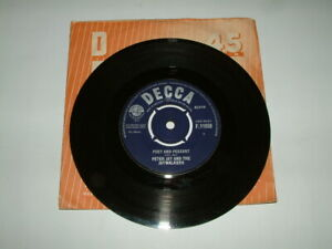 Peter Jay and The Jaywalkers – Poet and Peasant – 7quot; Vinyl – 1963 GBP 2.20
