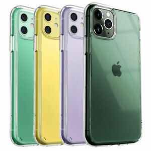 For iPhone 11 11 Pro 11 Pro Max Case Ringke FUSION Clear Shockproof Cover $7.99