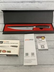 Imarku Chef Knife Pro Kitchen Professional Knife 8 Inch Chefs Knife Stainless