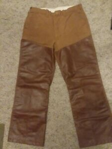 Saftbak Vintage Hunting Pants 36X30 Good Used Condition MADE IN USA
