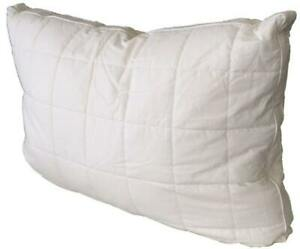 Alastairs Bamboo Fibre Pillow Odour Resistant Dust Mite Mould Resistant
