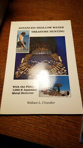 ADVANCED SHALLOW WATER TREASURE HUNTING WITH FISHER 1280 X By Wallace L.