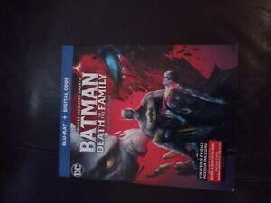 Batman: Death in the Family Blu ray with slipcover no digital $14.99