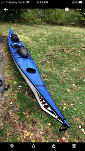 wilderness systems kayak used