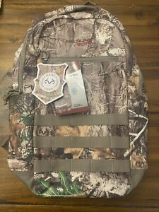 Fieldline Pro Series Pro Pack Realtree Camouflage Hunting Backpack NEW