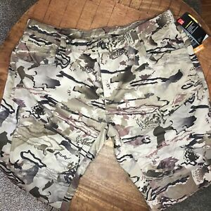 Under Armour Hunting Pants Storm Barren Camo Scent Control 1316744 999 Size 2XL