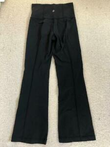 Lululemon Wunder Under Black Flare Leggings Size 2 $39.00
