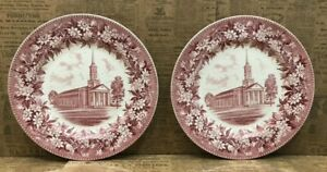 Wedgwood Gettysburg College Commemorative Plate Christ Chapel $54.99