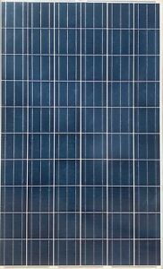 Lot of 10 Used 240W 60 Cell Polycrystalline Solar Panels Vinyl Cracking Silver