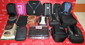 Pelican 1020 quot;Watertight* Micro Case Series 13 Mostly Smaller Camera Bags