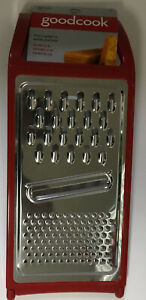 Goodcook Stainless Steel Hand Grater 15610 free delivery. $5.75