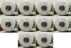 Globe Electric 10 Pack Recessed Lighting Kit 4 Inch Dimmable Lights 90948