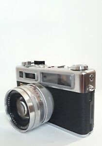 THE ORIGINAL Yashica Electro 35 from 1967 For parts For RepairSOLD AS IS