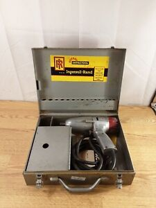 """Ingersoll Rand Electric Impact Wrench 1 2"""" Drive Model A Size 2U Tested $79.99"""
