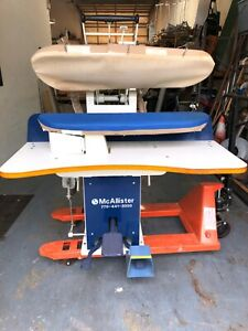 """Dry cleaning 42"""" Manual Press $2500.00"""