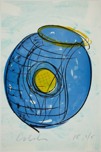 Original signed Dale Chihuly lithographic print $1800.00