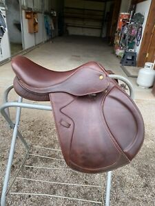 M Toulouse saddle 16.5 Wide $1000.00