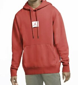 2XL Nike AIR JORDAN SPORT DNA Guava Union 4 Track Red Hoodie Ck6468 631 XxL $54.95