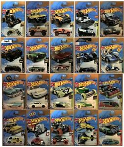 2021 Hot Wheels Main Line Series You Pick $1.99