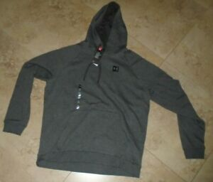 New with Tag Gray Under Armour Cold Gear Hoodie Mens XXL 2XL $30.00