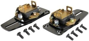 CPP NEW LS ENGINE ADAPTER BRACKET KITS PRO TOURING CHEVY MOUNTS ADJUSTABLE $129.00
