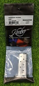 Kimber Micro 9 9mm 7 Round OEM Extended Magazine Stainless Steel 1200845A $28.74