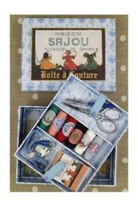 Sajou Sewing Set Complete Sajous Little Girls Small Model $81.99