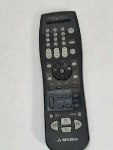 Mitsubishi Universal Remote Control Cable DBS DTV TV VCR DVD Audio $12.99