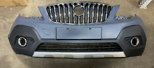 Front Bumper Cover Upper lower fits Buick Encore 2013 2014 2015 2016 Grilles $629.00