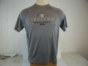 Indiana Hoosiers NCAA Champion Dry Fit Adult Large Athletic shirt $10.99