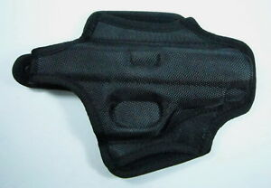 NEW BLACK NYLON BELT HOLSTER FOR COLT 1911 4#x27;#x27;BROWNING RIGHT HAND $18.88