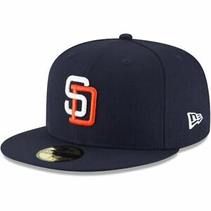 San Diego Padres MLB New Era Authentic 1991 Cooperstown 59FIFTY Fitted Hat Blue $24.99