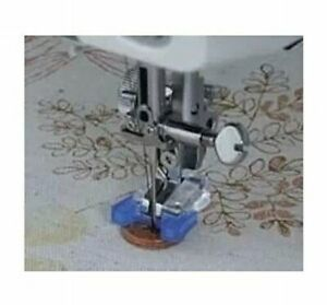 Snap On Button Sew On Presser Foot For Brother Singer Janome Machine 5011 5 $5.20