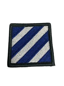 3rd Infantry Division U.S. Army Shoulder Patch Insignia $2.29