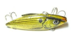 BILL LEWIS RATTLE TRAP LURE 3 quot; 1 2oz. FISHING LURE