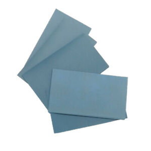 Mixed 1500 5000 Grit Sandpaper Wet Dry 3x 5 1 2 50X For Polishing High Quality C $17.38