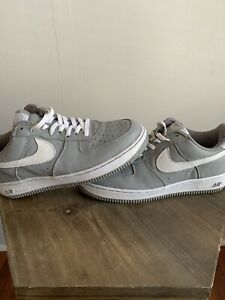 Air Force 1 Grey Vintage size 12