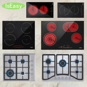 IsEasy Cooktop Ceramic Induction Stove Built InTouch ControlStove GasLPG NG $203.24