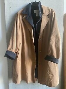Vintage French Paris Ramowear Coat Jacket Size 2
