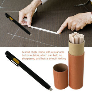 Tailors Chalk Pencil Pen Sewing Dressmakers Invisible Marking Chalk STOCK $6.57