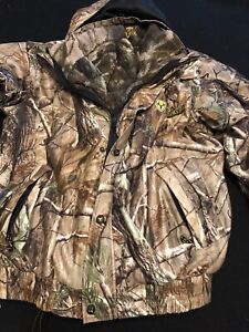 Scent Blocker Outfitter Large Jacket With Vest