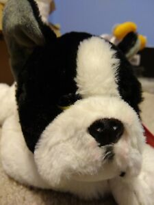 Fao schwarz Adopt A Pet French Bulldog new with tags $12.00