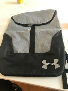 UNDER ARMOUR BACKPACK UA 1970 STORM BLACK $8.99