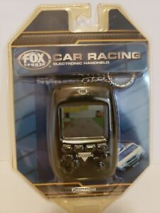 FOX SPORTS CAR RACING ELECTRONIC HANDHELD KEY CHAIN 2008 $25.00